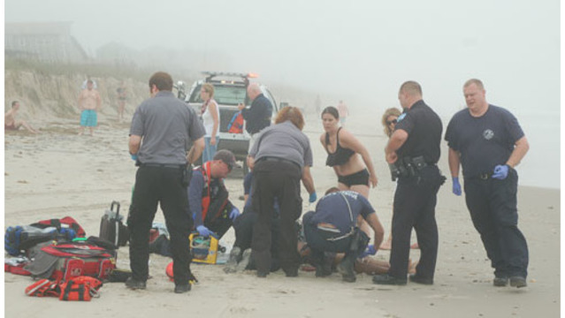 Local Man Dies After He Is Sucked Into North Carolina Rip Tide