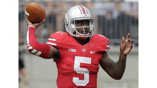 Braxton Miller moves to receiver position