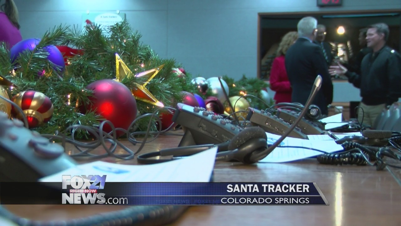 How to track Santa with NORAD: A behind-the-scenes look - WCMH