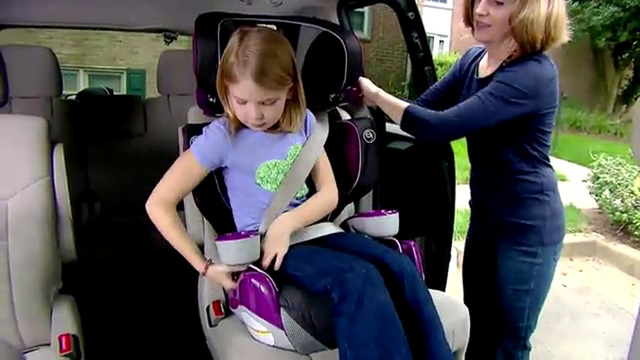 Tennessee bill keeps children in booster seats until age 12