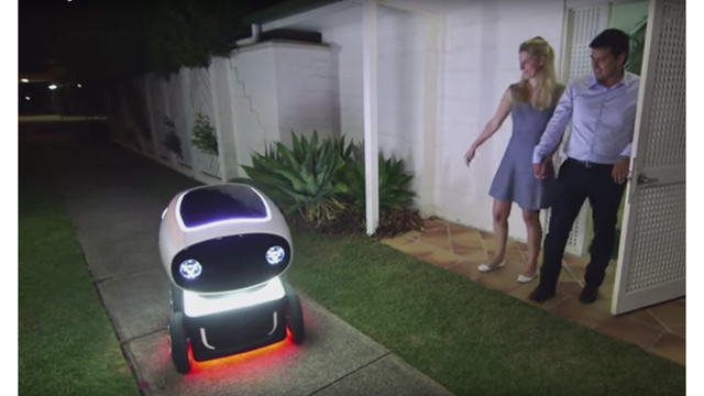 dbcd0d8cee Domino s testing self-driving pizza delivery robots