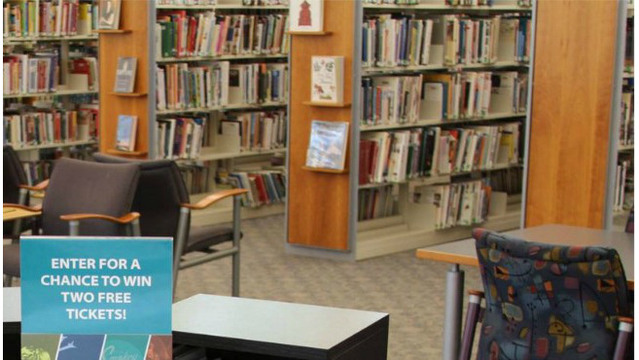 New York economics professor argues libraries should be replaced by Amazon stores