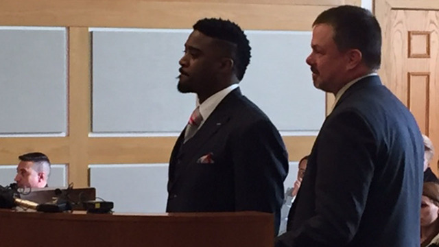 Former Buckeye Troy Smith pleads guilty to drug charge