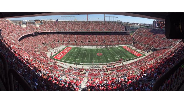Ohio State holding interviews for Redcoat, stadium usher positions
