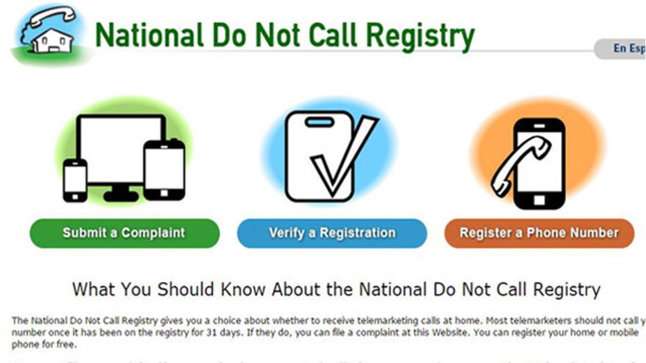 robo callers have the upper hand on do not call registry