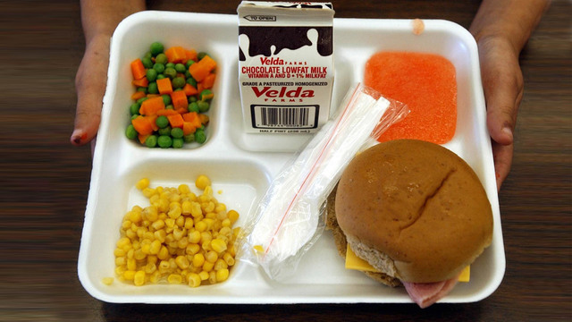 Virginia church pays off $4,101 in delinquent school lunch bills