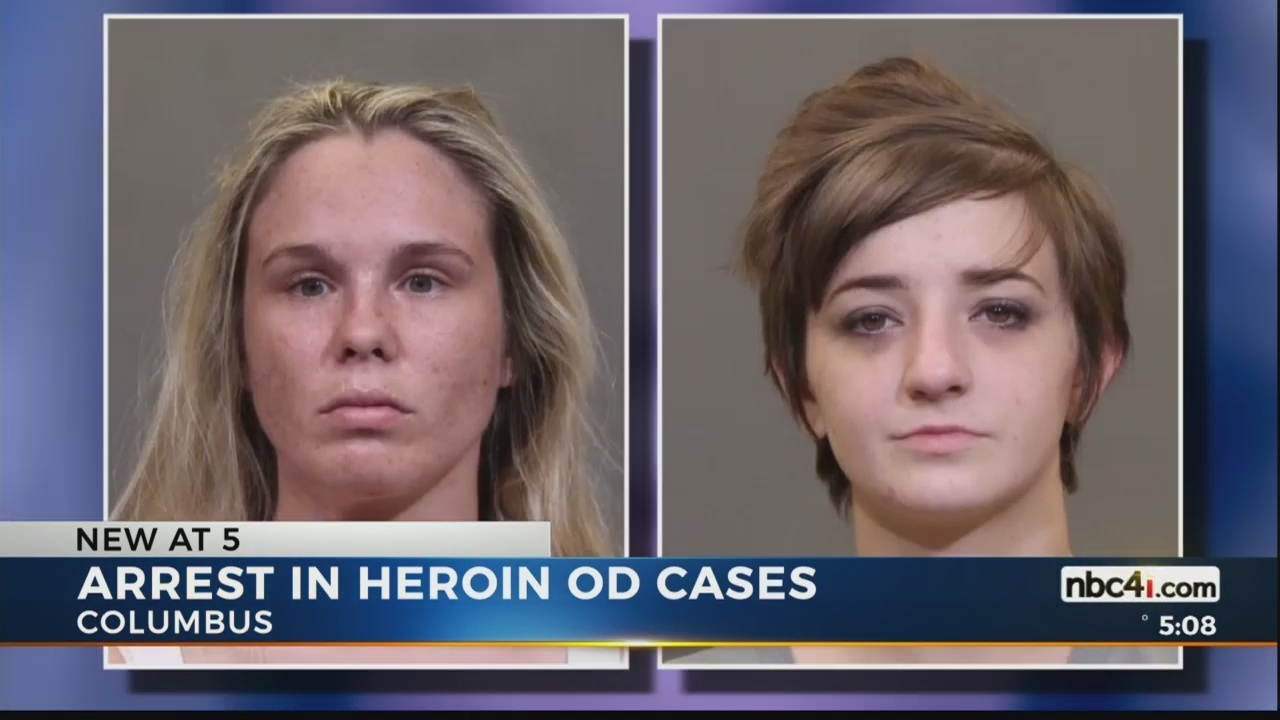 two women arrested in connection with linden area overdoses