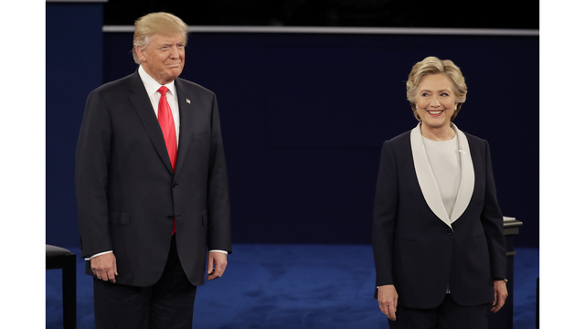 Election Buzz: 2016 presidential election interest on Google