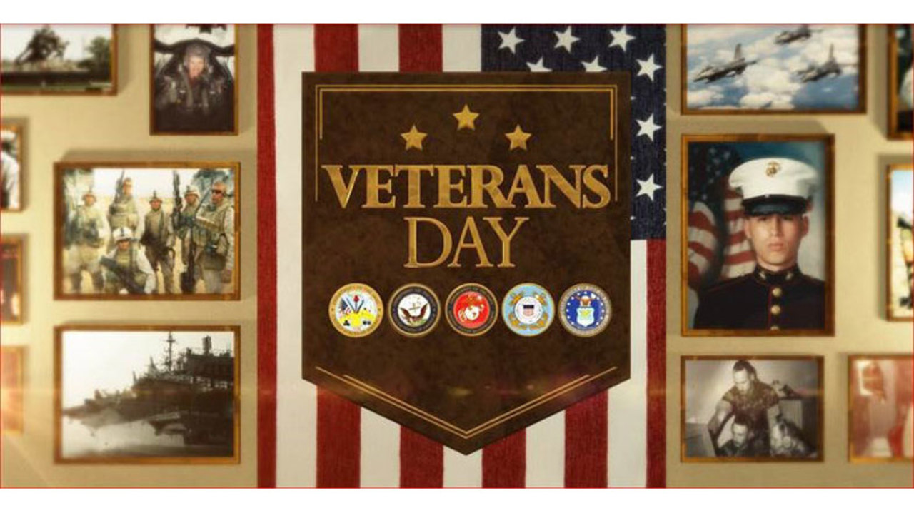 FULL LIST: Veterans Day 2016 freebies and deals
