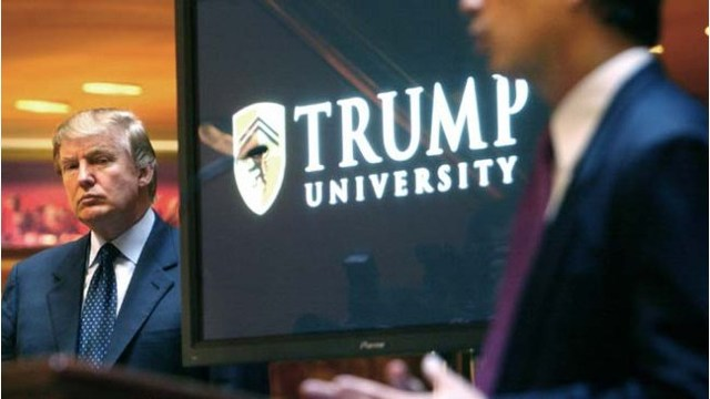 Judge to mull latest request to delay Trump University trial