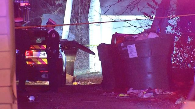 Police identify body found in trash fire