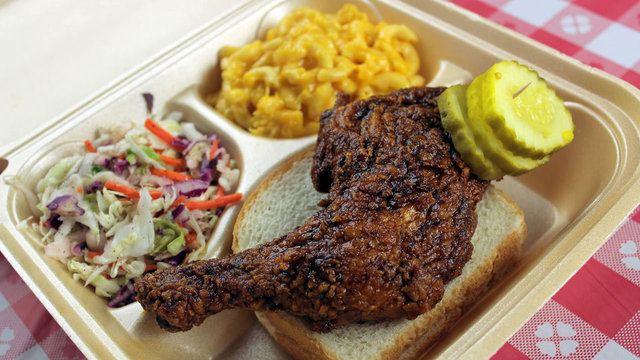 Hot Chicken Takeover Is Expanding To Clintonville