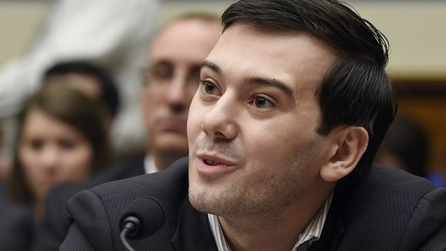 Infamous pharmaceutical CEO Shkreli suspended from Twitter