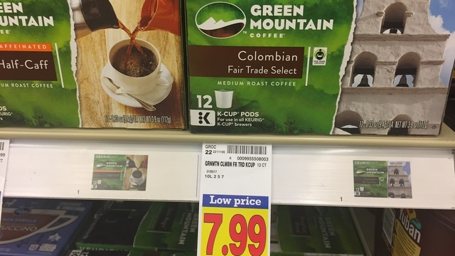 How Much Coffee Is In Ak Cup >> How Much Are Coffee Pods Costing You