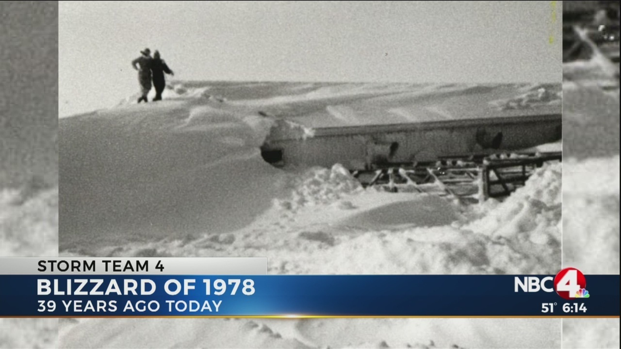 Remembering The Blizzard Of January 1978