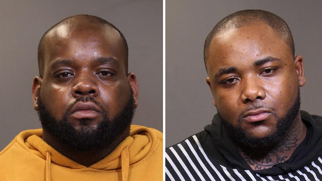 Columbus police searching for armed and dangerous persons of interest