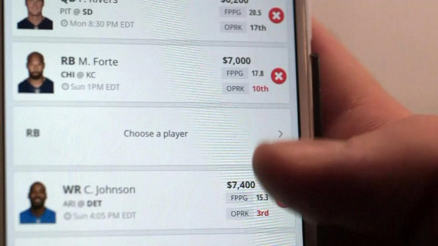 ohio lawmakers want to start regulating fantasy sports leagues