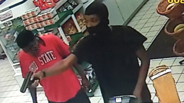 Columbus police searching for UDF robbery suspects