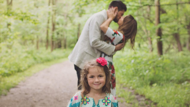 Man Proposes To Girlfriend And Her 5 Year Old Daughter Can I Be