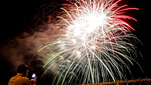 Buckeye Lake fireworks canceled again in 2018
