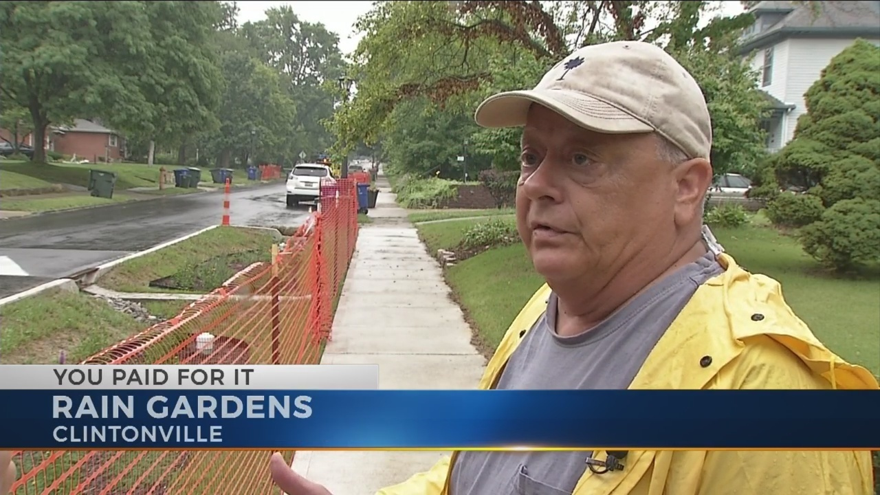 You paid for it rain gardens in clintonville will they work wcmh malvernweather Choice Image
