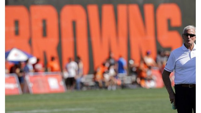 On the clock: Browns submit bid to host draft in 2019, 2020