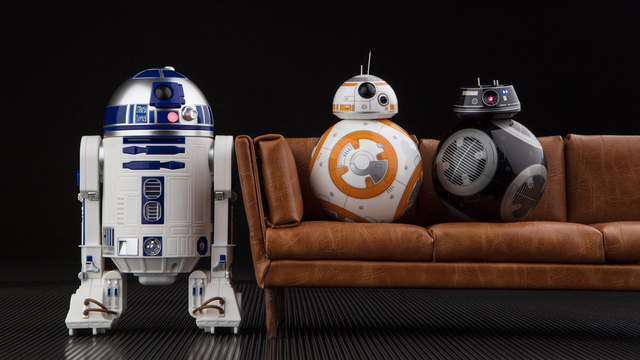 'Star Wars' R2-D2, BB-9E droids rolling into homes across the galaxy