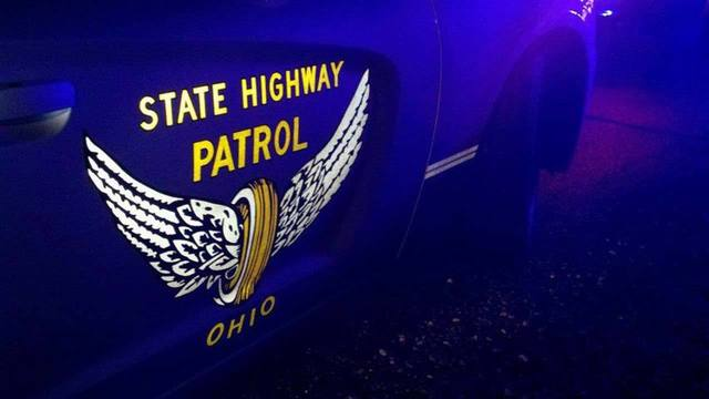 Newark man dies in early morning crash along State Route 668