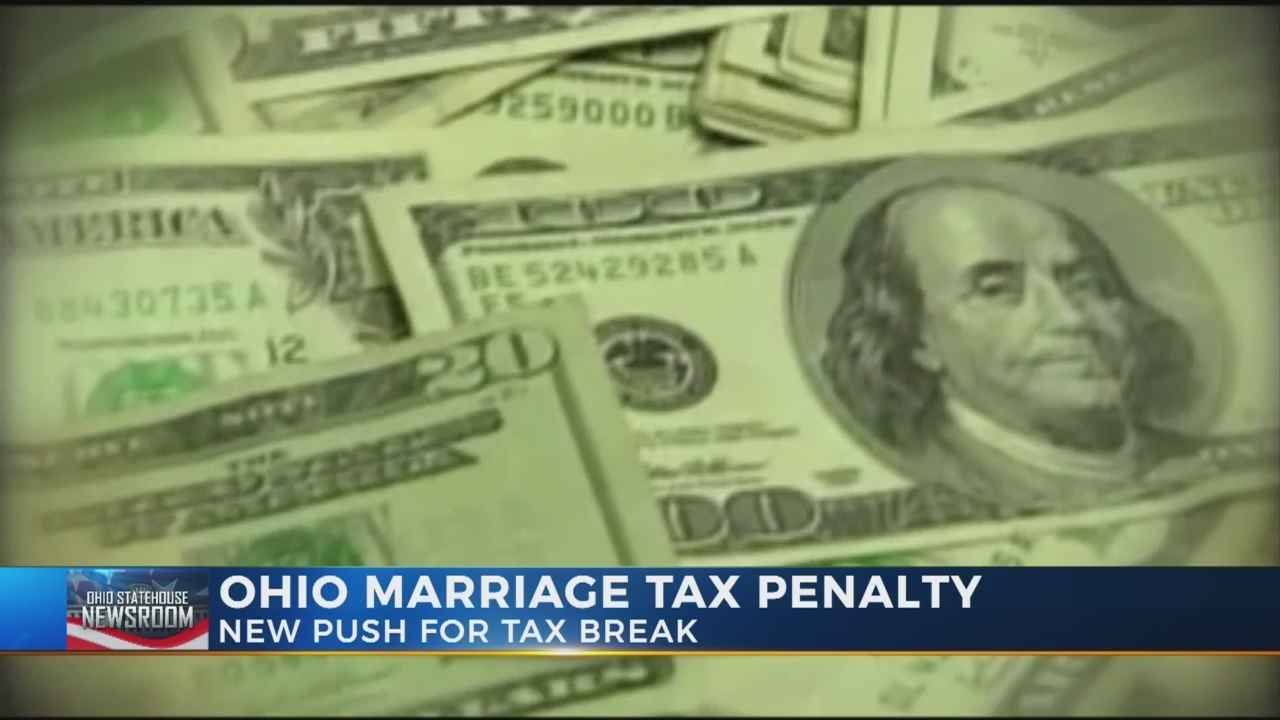 Ohio Lawmakers Propose Ending Marriage Tax Penalty