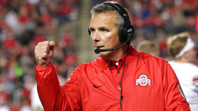Ohio State coach Urban Meyer up for 2-year contract extension