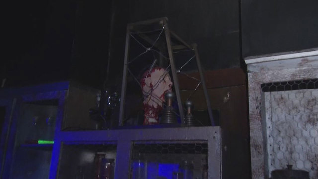 10 best haunted attractions in Central Ohio