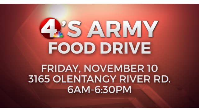 Help 4's Army fight hunger in central Ohio