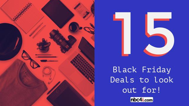 Top 15 Thanksgiving & Black Friday Deals of 2017