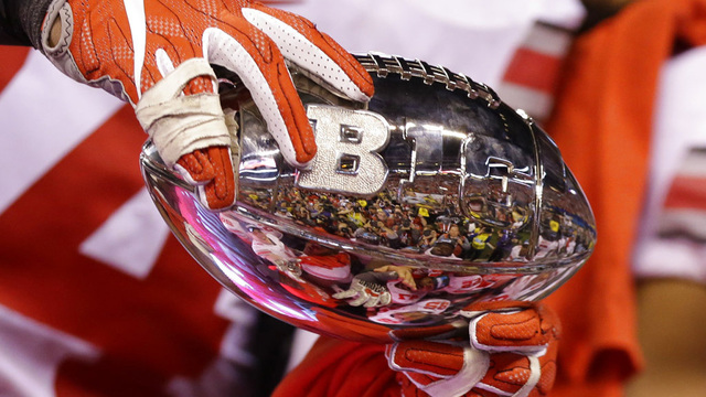 Left out of playoff, Ohio State gets USC in Cotton Bowl