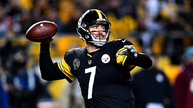 Ben Roethlisberger makes donations to Ohio police departments