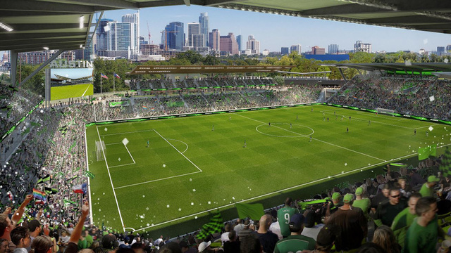 FIRST LOOK: Possible new home of Columbus Crew in Austin