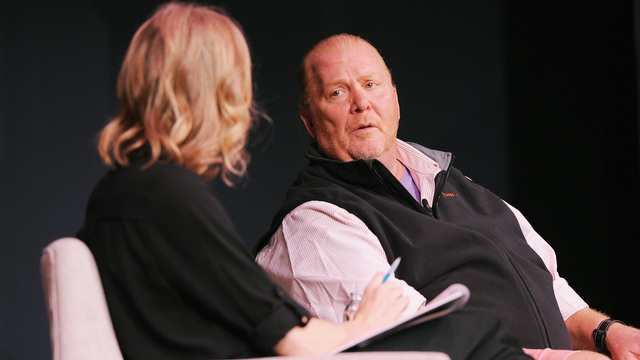 Chef Mario Batali steps down after sexual misconduct allegations