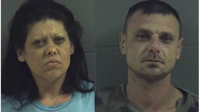 Louisiana parents arrested after their 3-year-old found freezing in woods