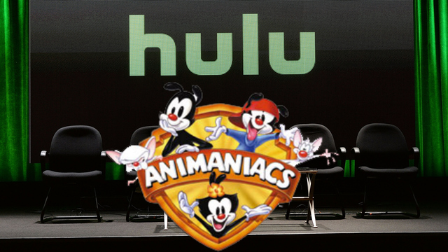 Hulu will revive 'Animaniacs' with two new seasons