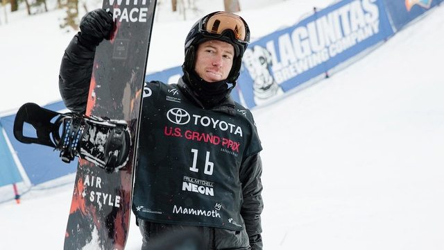 Who can qualify for the U.S. Olympic snowboard team this week at Snowmass?