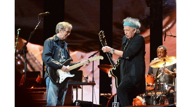Eric Clapton's Crossroads Guitar Festival 2013 - Day 2 - Show_379512