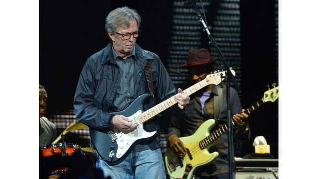 Eric Clapton's Crossroads Guitar Festival 2013 - Day 2 - Show_379513