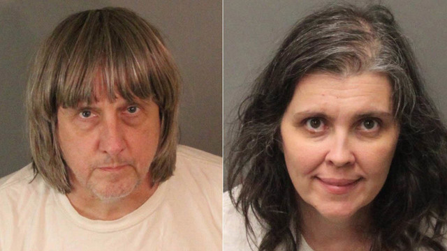 Police: Teen's escape leads to discovery of 13 siblings held captive, some chained to beds