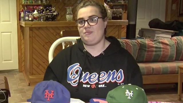 New York Mets Fan Has Grand Slam Idea to Have Baseball Players Take Her to Prom
