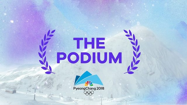 Listen to 'The Podium,' a podcast from NBC Olympics and Vox Media