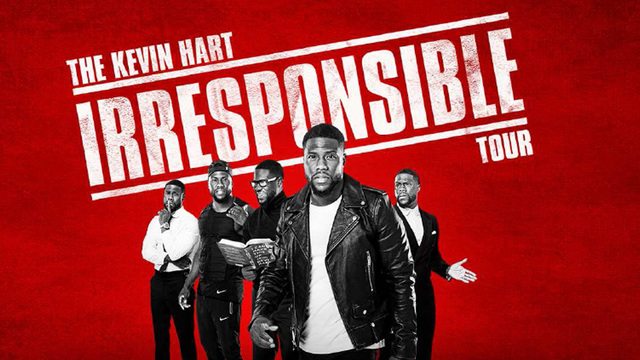 Kevin Hart announces Columbus show during 'Irresponsible' comedy tour