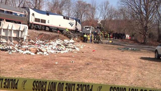 1 Dead After Train Carrying Republican Lawmakers Crashes Into Truck