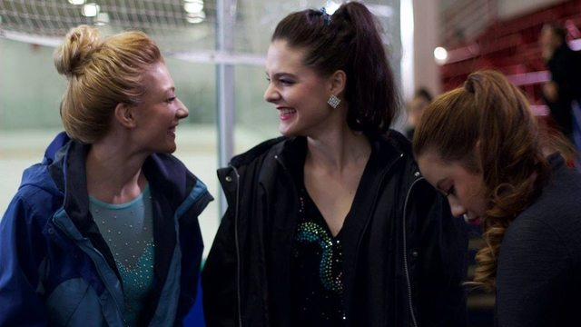 Former figure skater heads up new film project