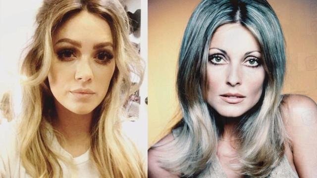 Hilary Duff Shares Pic in Sharon Tate Role, as Manson Victim's Sister Blasts Film as 'Tasteless'