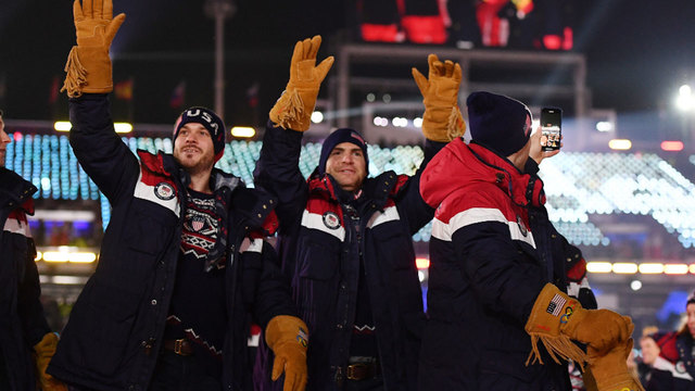 Here's how much it costs to dress like Team USA